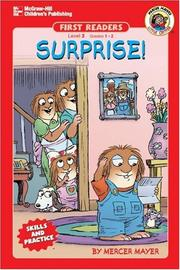 Cover of: Surprise | Mercer Mayer