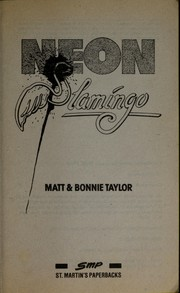 Cover of: Neon flamingo