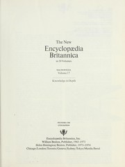 Cover of: The New Encyclopaedi