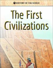 Cover of: The First Civilizations | School Specialty Publishing