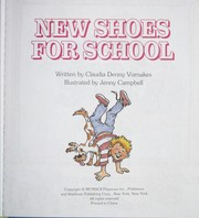 Cover of: New Shoes For School (Creative Child Press) |