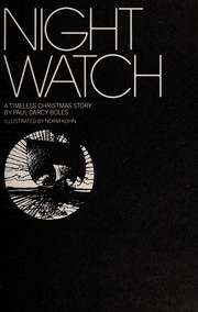 Cover of: Night watch | Paul Darcy Boles