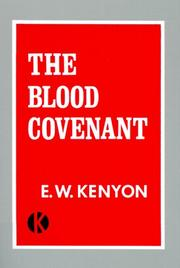 Cover of: The Blood Covenant |