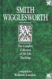 Cover of: Smith Wigglesworth