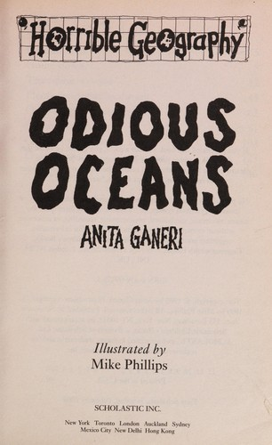 Odious Oceans (Horribile Geography) by