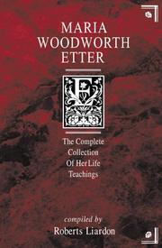 Cover of: Maria Woodworth-Etter