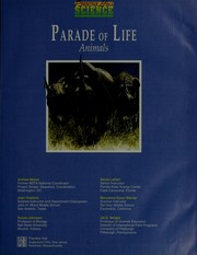 Cover of: Parade of Life |