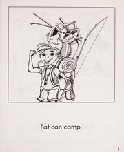 Cover of: Pat can camp | Cynthia Belnap