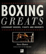 Cover of: Boxing Greats |