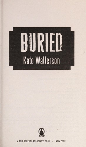 Buried by Kate Watterson