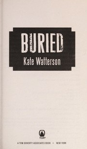 Cover of: Buried | Kate Watterson