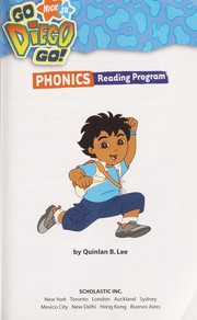 Cover of: Phonics reading program | Quinlan B. Lee