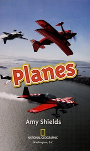Cover of: Planes | Amy Shields