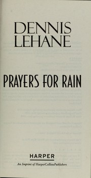 Cover of: Prayers for rain