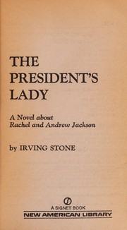 Cover of: The President's Lady