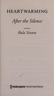 Cover of: After the silence | Rula Sinara