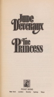 Cover of: The Princess | Jude Deveraux