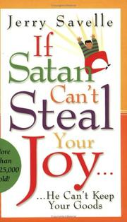 Cover of: If Satan can't steal your joy--
