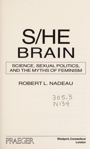 S/he brain by Robert Nadeau