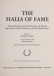 Cover of: The Halls of fame