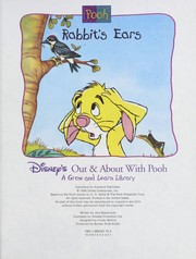 Cover of: Rabbit's ears. |