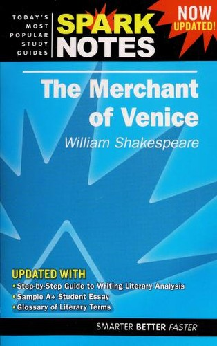 The merchant of Venice, William Shakespeare by
