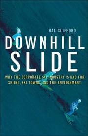 Cover of: Downhill Slide