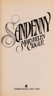 Cover of: Sandenny