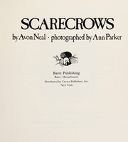 Cover of: Scarecrows | Avon Neal