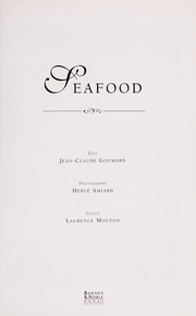 Cover of: Seafood |