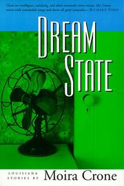 Cover of: Dream state