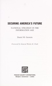 Cover of: Securing America