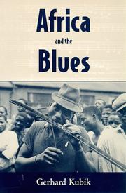 Cover of: Africa and the Blues (American Made Music)
