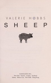 Cover of: Sheep