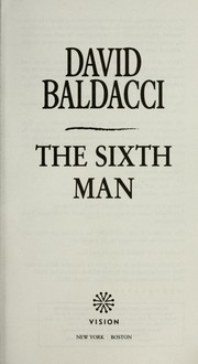 Cover of: The sixth man