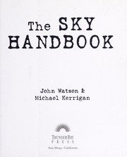 Cover of: The Sky handbook | John Watson