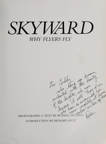 Skyward by Russell Munson