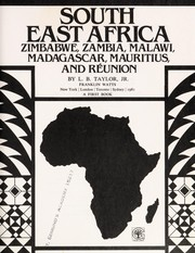 Cover of: South East Africa | L. B. Taylor