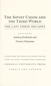 Cover of: The Soviet Union and the Third World