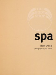 Cover of: Spa | Leslie Wolski