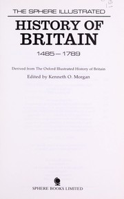 Cover of: The Sphere illustrated history of Britain