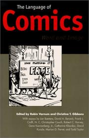 Cover of: The Language of Comics |