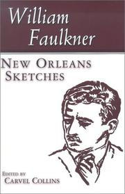 Cover of: New Orleans sketches