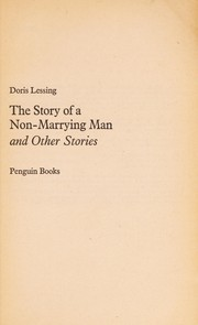 Cover of: The story of a non-marrying man and other stories