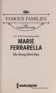Cover of: The strong silent type | Marie Ferrarella