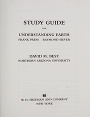 Cover of: Understanding the Earth | Frank Press, Ray Siever