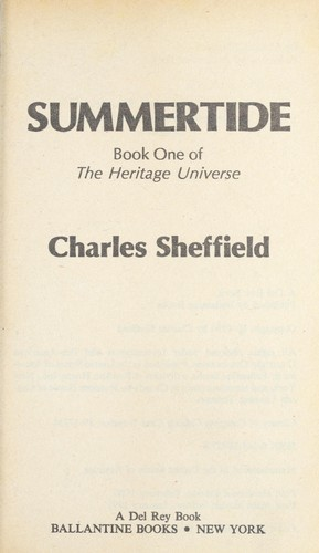 Summertide (The Heritage Universe, No 1) by Charles Sheffield