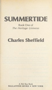 Cover of: Summertide (The Heritage Universe, No 1) | Charles Sheffield
