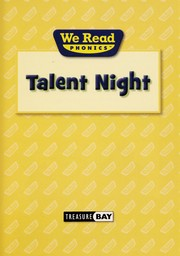 Cover of: Talent night | Paul Orshoski