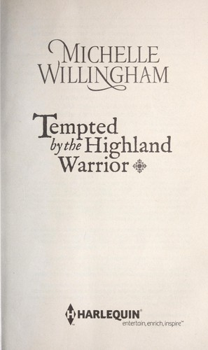 Tempted by the Highland warrior by Michelle Willingham